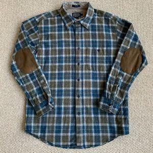 PENDLETON Trail men's wool button up shirt